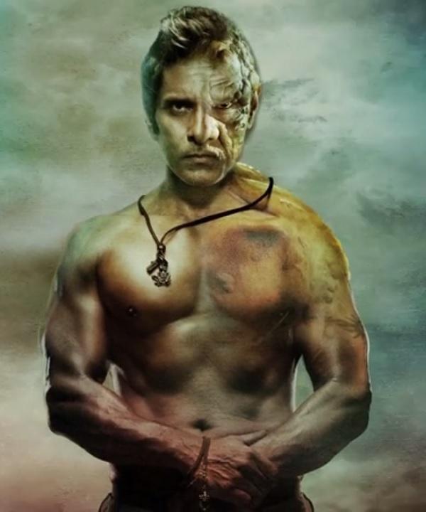 Vikrams i motion poster revealed bollywoodlife vikrams i motion poster revealed thecheapjerseys Choice Image
