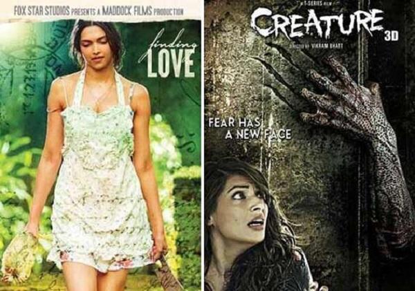 Deepika Padukone's Finding Fanny faring slightly better than Bipasha Basu's Creature 3D!