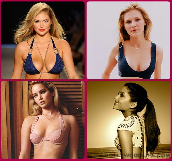 Jennifer Lawrence, Kate Upton, Ariana Grande, Kirsten Dunst's nude images leaked