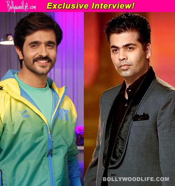 Ashish Sharma: Karan Johar is the coolest judge on Jhalak Dikhhla Jaa 7!