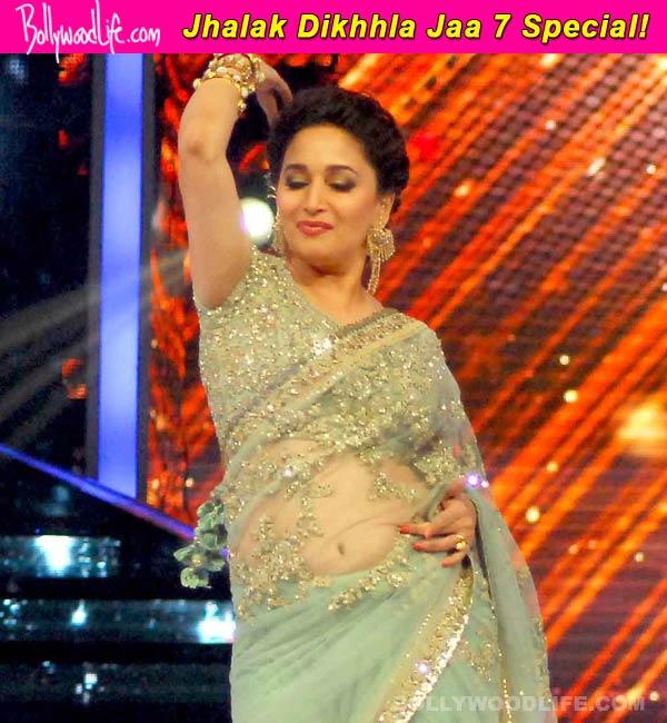 Madhuri Dixit-Nene practicing hard for Jhalak Dikhhla Jaa 7 grand finale!