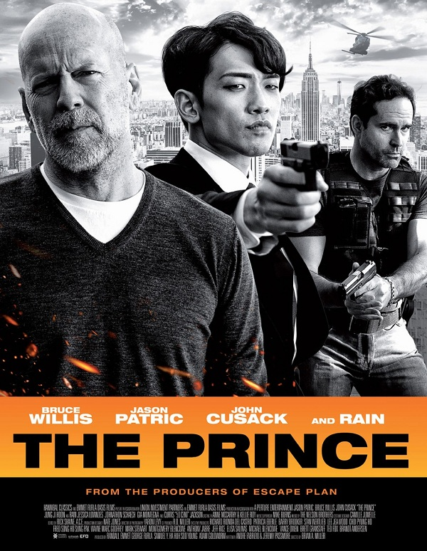 The Prince movie review: The film fails to deliver!
