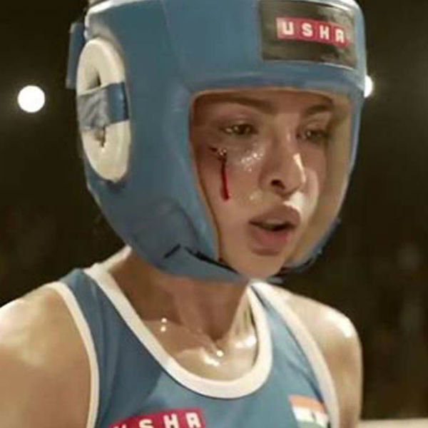 Revealed: Here is how Priyanka Chopra got her wounds for Mary Kom!