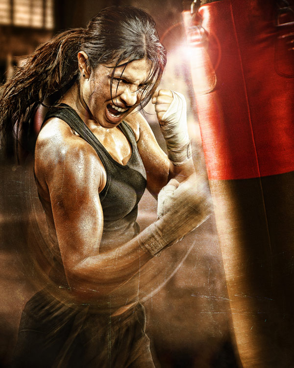 Mary Kom quick movie review: Priyanka Chopra wins gold for this one!