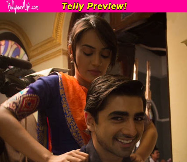 Qubool Hai: Rehaan and Seher share a romantic moment!