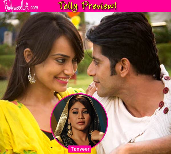 Qubool Hai: Will Tanveer spoil the contest for Aahil and Sanam?
