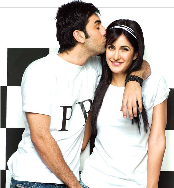 kaif and kapoor Katrina ranbir