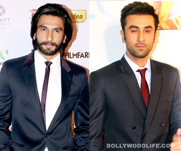 Ranbir Kapoor not threatened by Ranveer Singh and Arjun Kapoor?