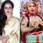 Rekha's tribute to Madhubala in Super Nani!