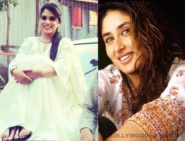 Is Richa Chadda copying Kareena Kapoor Khan's Yuva look in Sudhir Mishra's Devdas?