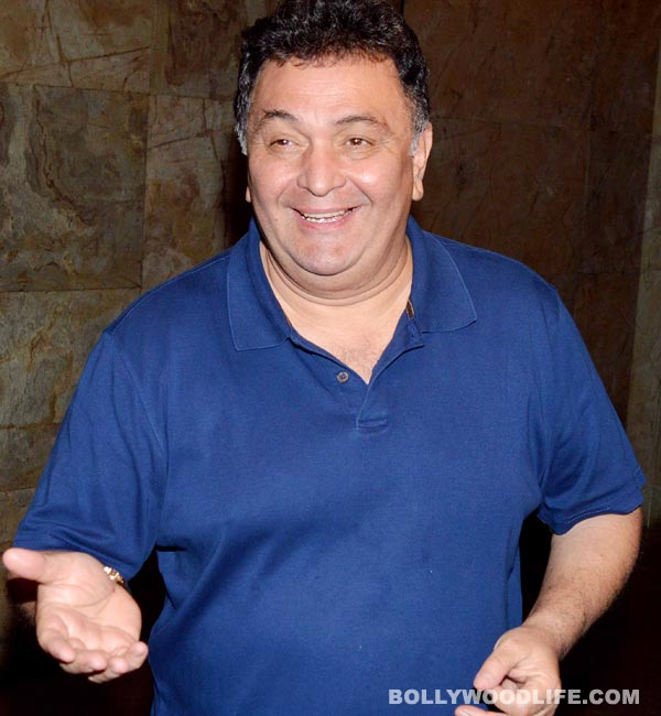 Rishi Kapoor turns 62 today - happy birthday!