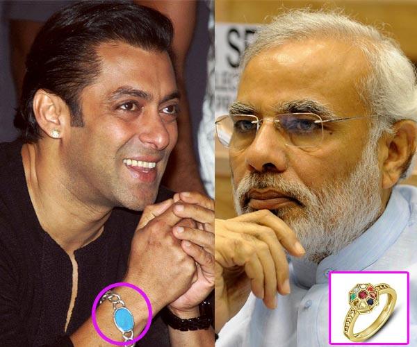 Will Narendra Modi S Ring Take Over Salman Khan S Blue