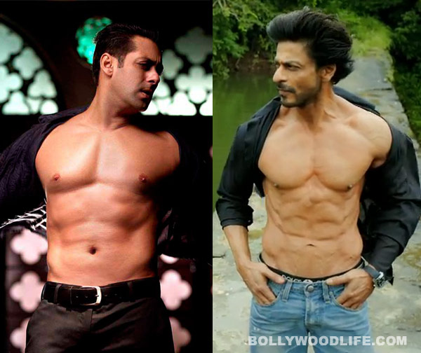 O O Jane Jana New Song Mp3 Download: Is Shah Rukh Khan Banking On Salman Khan's Shirtless