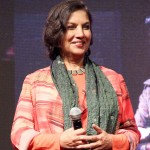 Shabana Azmi to have a working 64th birthday today