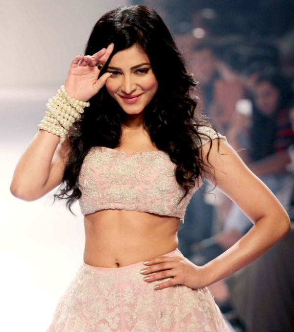 Shruti Haasan: I would like to have a child out of wedlock!