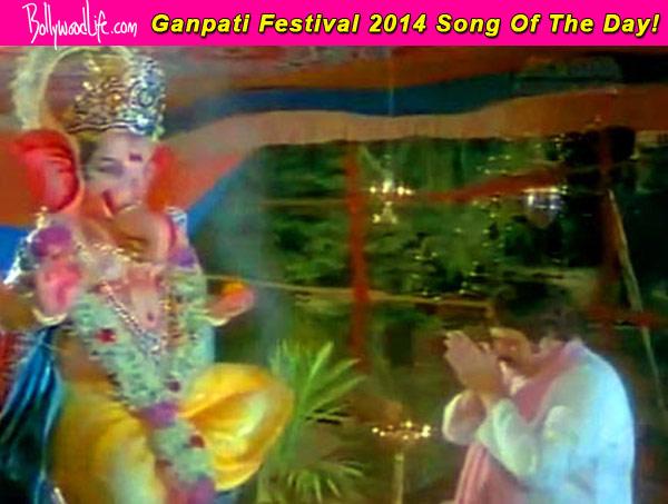 Ganpati Festival 2014 song of the day: Deva ho deva Ganpati deva from Humse Badhkar Kaun