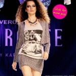 Kangana Ranaut pulls off the rock chic look for a leading fashion brand – View pics!