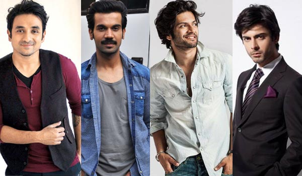 Fawad Khan, Vir Das, Rajkummar Rao, Ali Fazal preferred over A-listers?