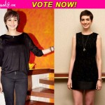 Anushka Sharma or Anne Hathaway: Who looks better with the pixie hairdo?