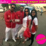 Box Cricket League 2014: Natasa Stankovic joins Aly Goni's team