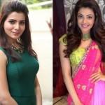 Kajal Aggarwal competes with Samantha!