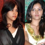 Shweta Basu Prasad's mentor Ekta Kapoor refuses to comment on her controversy!