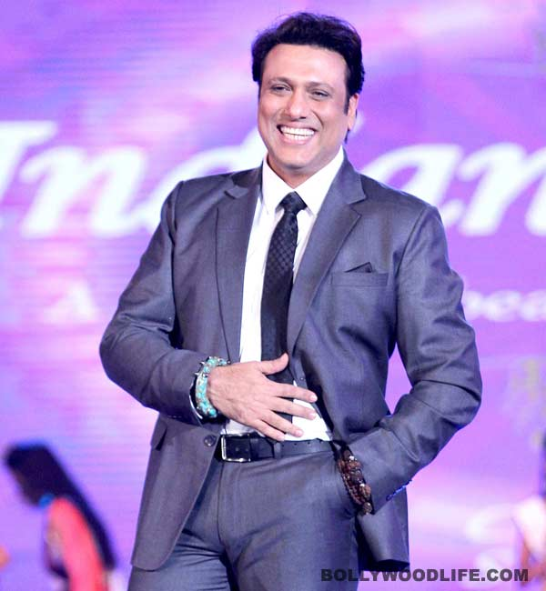 Govinda: I believe in Rajinikanth school of entertainment!