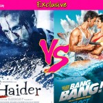 Box office: Hrithik Roshan's Bang Bang crosses 70 crore, Shahid Kapoor's Haider crosses 20 crores!