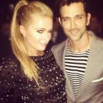 Hrithik Roshan hangs out with Paris Hilton at a restaurant launch In Dubai!