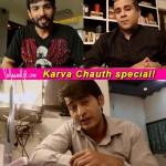 Jay Bhanushali, Chetan Bhagat, Hiten Tejwani pledge to fast this Karva Chauth – Watch video!