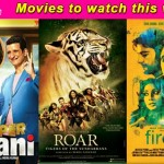 Movies to watch this week: Super Nani, Fireflies and Roar!