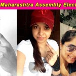 Maharashtra Assembly Elections 2014: Riteish Deshmukh, Sumona Chakravarti and Shaan get inked!