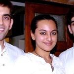 Sonakshi Sinha's brother Kush Sinha gets engaged to Taruna Agarwal!