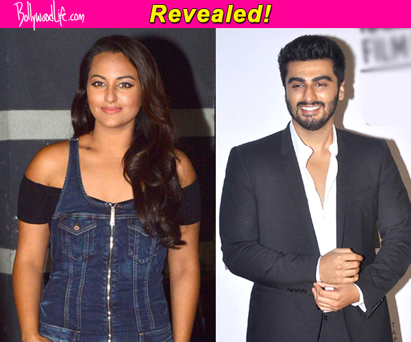 Revealed: The truth behind Sonakshi Sinha and Arjun Kapoor's love story!