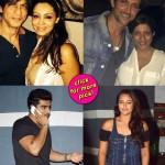 Hrithik Roshan, Sonakshi Sinha, Arjun Kapoor at Gauri Khan's birthday bash – View pics!