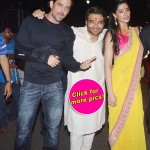 Uday Chopra invites Nargis Fakhri and Hrithik Roshan home for the Diwali party – View pics!