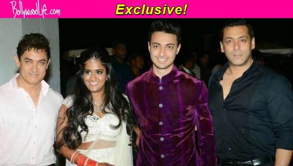 Aamir Khan Uses Salman S Sister Arpita Wedding To Promote