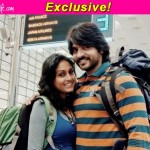 Ashish Sharma and Archana Taide finally off to their honeymoon: View pic!