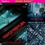 Badlapur teaser poster: Varun Dhawan copies Leonardo DiCaprio?