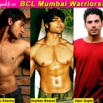 ​Box Cricket League 2014: Mumbai Warriors' Shaleen Bhanot, Gaurav Khanna and Vipul Gupta all set to strip