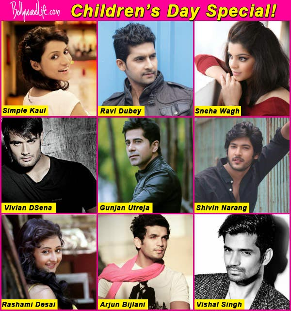 Childrens day special udaans spandan chaturvedi and bal childrens day special ravi dubey vivian dsena sneha wagh reveal their favourite childhood song voltagebd Images