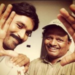 Why did Dhanush thank director KV Anand for Shamitabh?
