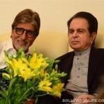 Amitabh Bachchan: Dilip Kumar is perfectly fine