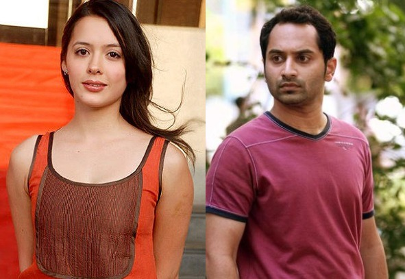 Isha Sharvani pairs up with Fahadh Fasil