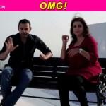 Shocking: Farah Khan caught abusing on camera- watch video!