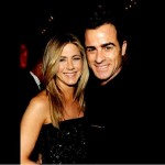 """Justin Theroux surprises Jennifer Aniston by """"flying out of the closet""""!"""
