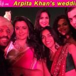 Katrina Kaif attends Salman Khan's sister Arpita Khan's wedding – View pic!