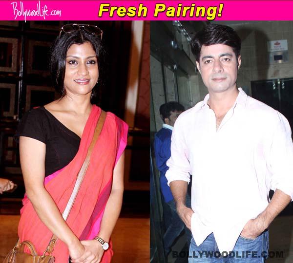 Konkona Sen Sharma paired opposite Sushant Singh in Prakash Jha's Lipstick Wale Sapne!