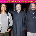 Sanjay Leela Bhansali, Amol Gupte, Nagesh Kukunoor pick their favourite children's film!