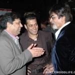 Amitabh Bachchan expresses sorrow over Ravi Chopra's death on his blog